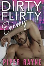 Dirty Flirty Enemy (White Collar Brothers Book 2)
