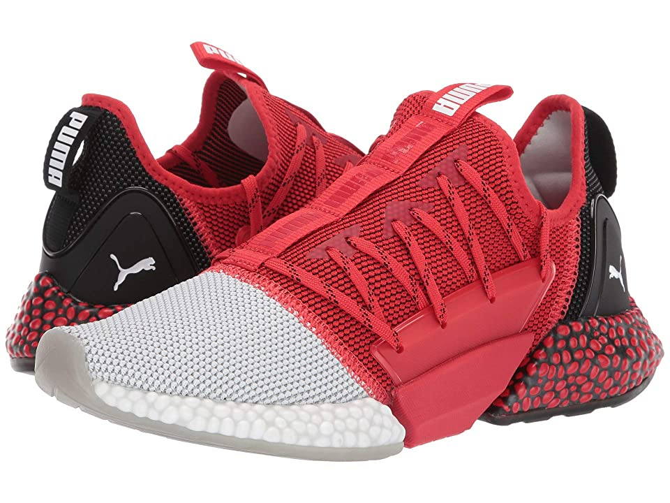 PUMA Hybrid Rocket Runner (High Risk Red/Puma Black/Puma White) Men