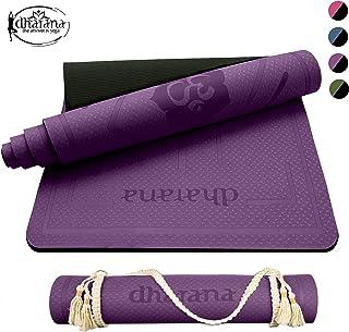 Dharana Esterilla Yoga Mat Antideslizante Profesional-