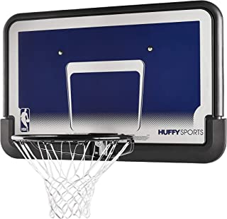 Spalding Backboard & Rim Combo with 44-inch Composite Rectangle Backboard
