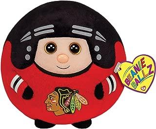 TY Beanie Ballz Chicago Blackhawks Plush, NHL