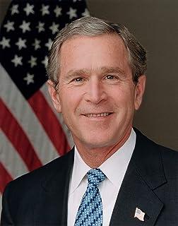 "George W. Bush Photograph - Historical Artwork from 2003 - US President Portrait - (8"" x 10"") - Matte"