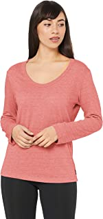 Bonds Women's Long Sleeve Triblend Tee