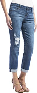 Liverpool Women's Peyton Slim Boyfriend Vintage Premium Jeans