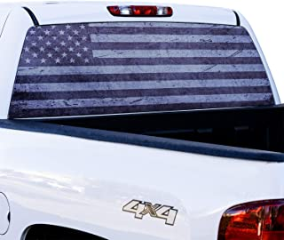 Best back window flag decal Reviews