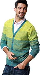 Matchstick Men's Knitwear Sweater Cardigan #1618