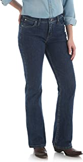 Wrangler Women's As Real as Classic-Fit Bootcut Jean
