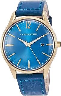 [ランカスターパリ]Lancaster Paris 腕時計 MLP001L/YG/BL MLP001L/YG/BL メンズ 【正規輸入品】