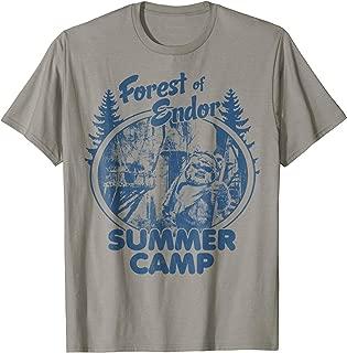 Wicket Ewoks Endor Forest Summer Camp T-Shirt