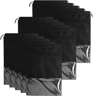 Basics Sac cabas conforme aux normes des stades Transparent