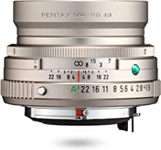 HD PENTAX-FA 43mmF1.9 Limited シルバー リミテッドレンズ 標準単焦点レンズ【F1.9 大口径レンズ】【 高性能 HDコーティング 】【SPコーティング】【アルミ削り出しボディ外観】【高屈折率ガラス】【ペンタックス一...