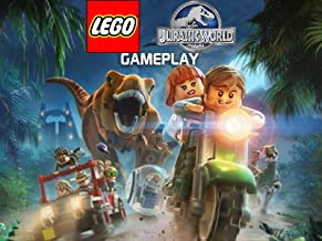 Lego Jurassic World Gameplay