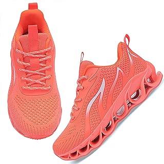 Sponsored Ad - APRILSPRING Womens Walking Shoes Running Fashion Non Slip Type Sneakers