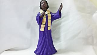 The Church Collection: Pew Congregation-Choir Lady (Purple)