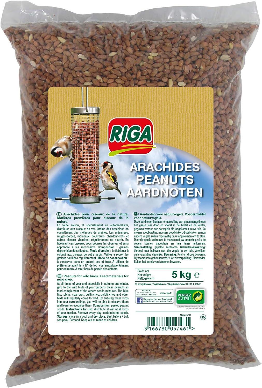Riga Peanuts 5 kg Pack of 1