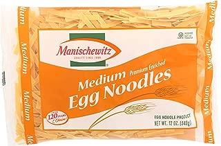Manischewitz, Medium Noodles, 12 oz