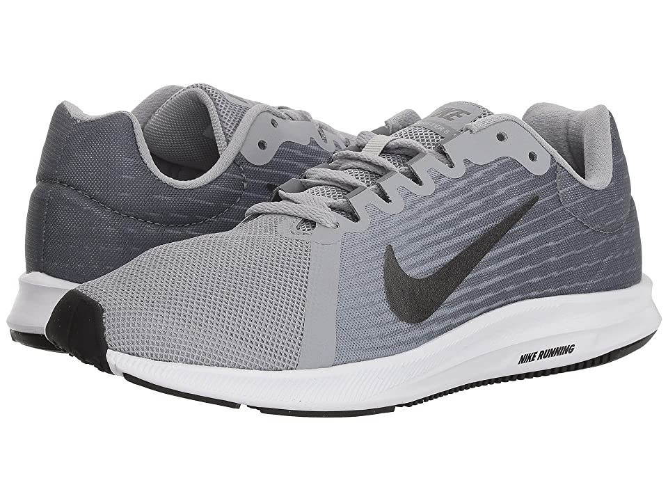 Nike Downshifter 8 (Wolf Grey/Metallic Dark Grey/Cool Grey/Black) Women