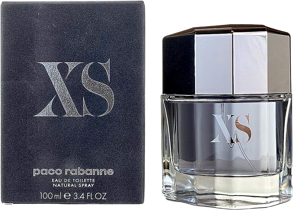 Paco rabanne xs,eau de toilette per uomo XXS15991
