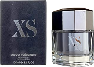 Paco Rabanne Xs Eau De Toilette Spray for Men, 100 ml