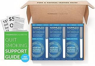 inofensivo cigarrillos fumar ayuda/Natural hábito de repuesto/dejar de fumar recurso para ayudarle
