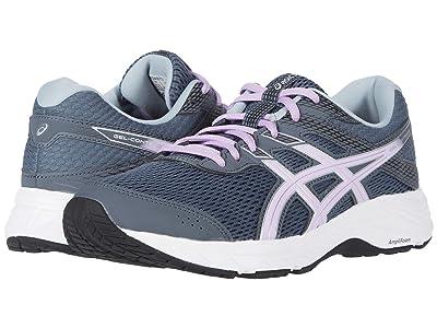 ASICS GEL-Contend(r) 6 (Carrier Grey/Lilac Tech) Women