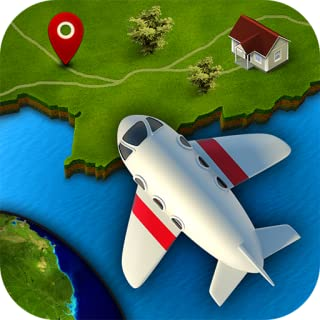 GeoFlight South America - Geography learning for kids at its best