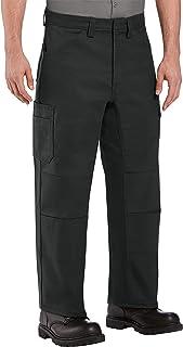 Red Kap Men's Double Knee No-Scratch Shop Pants