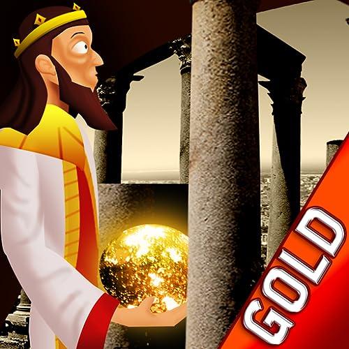 Legende von den antiken König Midas: das Reich Touch Gold - Gold Edition