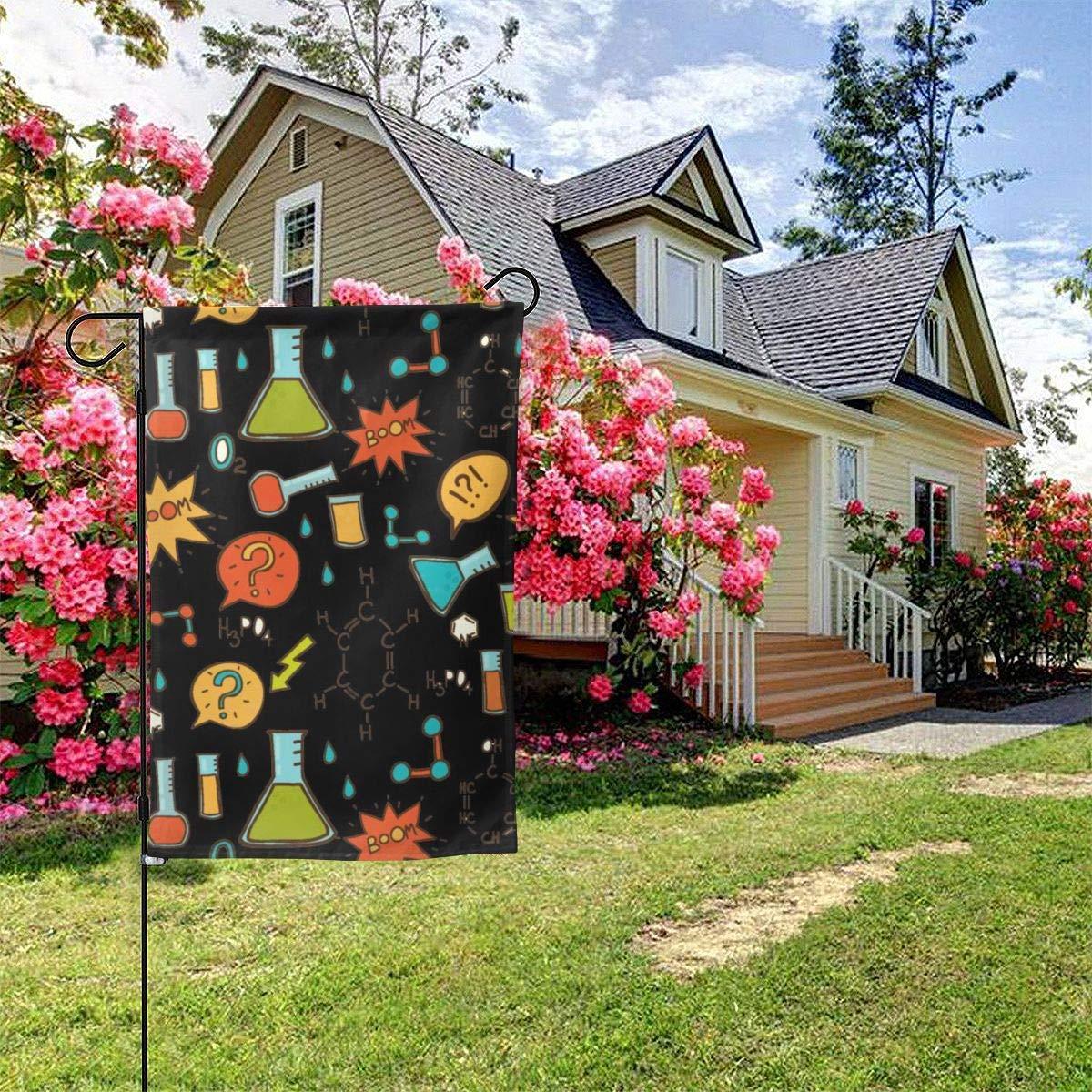 N/A - Delantal unisex de química de color para casa, jardín, decoración de casa de doble cara, 12, 5 x 18 pulgadas: Amazon.es: Jardín