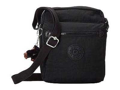 Kipling Livie Crossbody (Black) Handbags