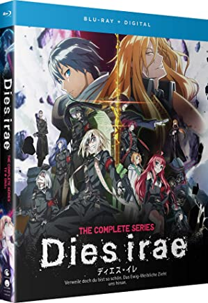 Dies Irae(ディエス イレ) コンプリート ブルーレイ(第00-17話 全18話)[Blu-ray リージョンA](輸入版)