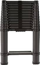 Xtend & Climb CS125300BK Contractor Series 12.5ft Ladder Telescoping, 12.5 ft, Black