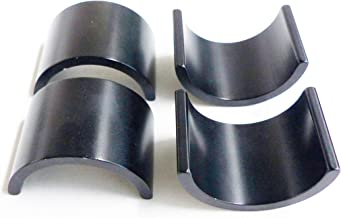 Wheels Manufacturing Alloy Handlebar Shims Increases Clamp 25.4mm To 31.8mm