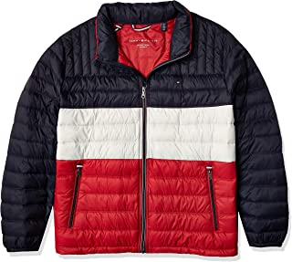 Men's Real Down Packable Puffer Jacket