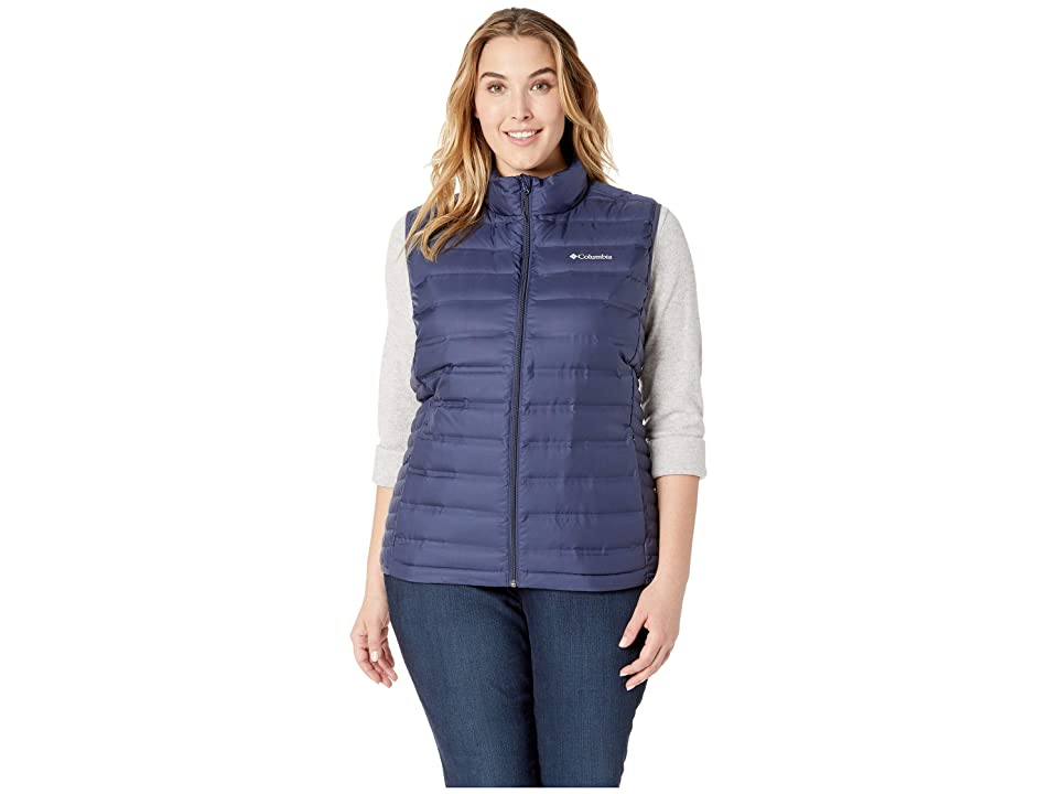 Columbia Plus Size Lake 22tm Vest (Nocturnal) Women