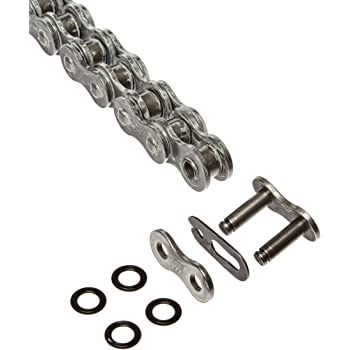 DID 520VX2-118 X-Ring Chain with Connecting Link