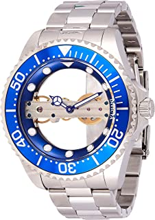 Invicta 24693 Pro Diver Men's Wrist Watch stainless steel Mechanical Blue Dial