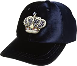 Velvet Crown Cap