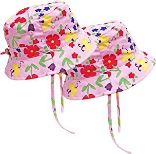 43278df0cd343 N Ice Caps Kids and Baby SPF 50+ UV Protection Breathable Sun Hat -
