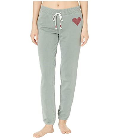 P.J. Salvage Love Lounge Jogger (Heather Grey) Women