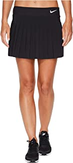 Nike Victory Skirt (XL, Black/Black/White)
