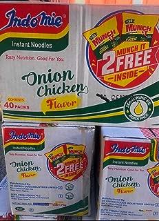 Nigerian Onion Chicken Indomie Noodles 40 packs