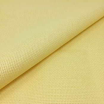11/hilos marfil//crema calidad Aida Tela de Zweigart 75 x 100 cm blanco