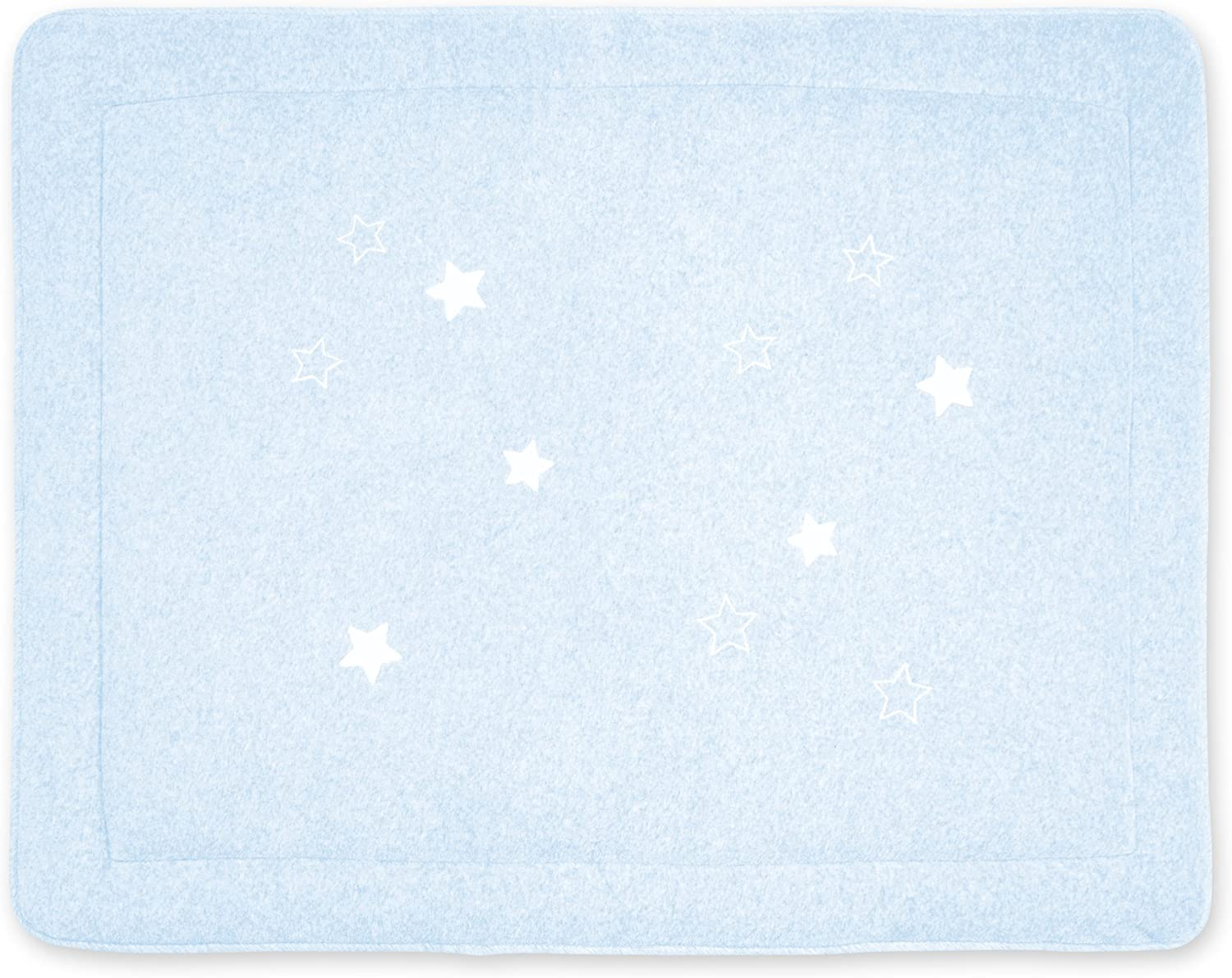 Bemini Terry Play Mat, 75 x 95 cm, Stary Frost Mixed 61