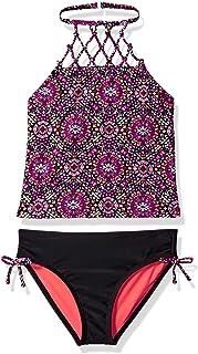 2e419ac2cace2 Amazon.com: Big Girls (7-16) - Tankinis / Two-Pieces: Clothing ...