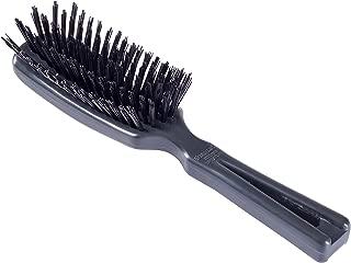 Stanley Home Products Men's Retro Hairbrush Wet & Dry Brush w/Nylon Bristle For Detangling & Straightening Natural Hair - Scalp Massage For Men & Women