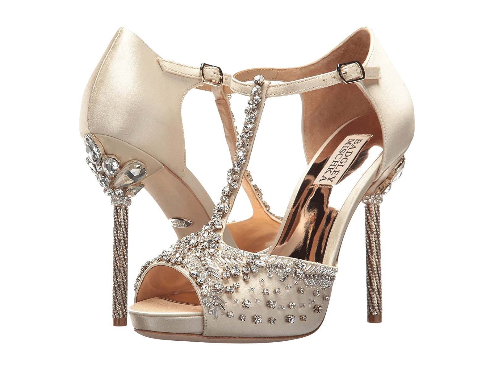 Badgley Mischka StaceyCheap and distinctive eye-catching shoes