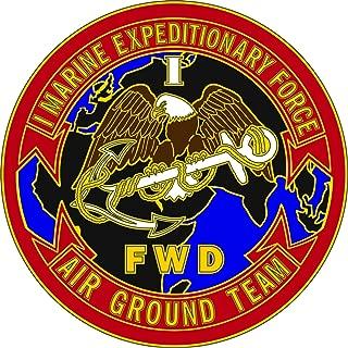 1st Marine Expeditionary Force FWD CSIB - Combat Service Identification Badge