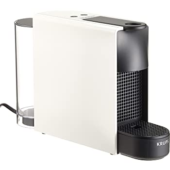 Krups XN1111 - Cafetera eléctrica independiente, 1260 W, 19 bar, 0.7 L, Blanco: Amazon.es: Hogar