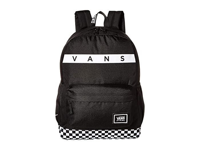 317ccc23f37 Vans Sporty Realm Plus Backpack at Zappos.com